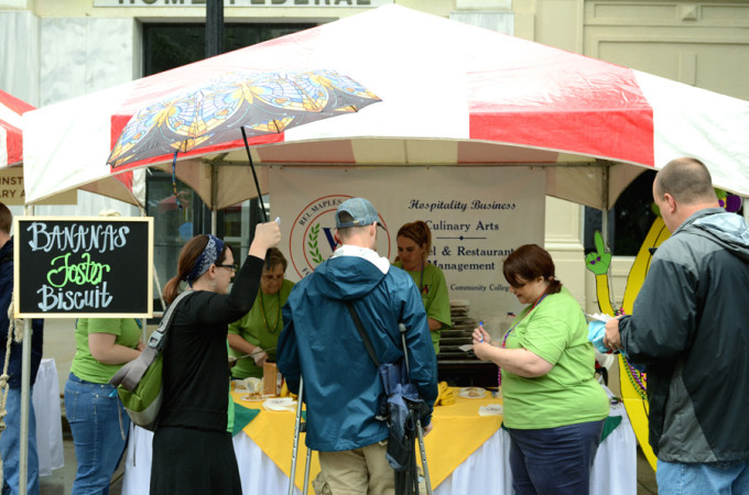 Knoxville's 4th Annual Biscuit Fest