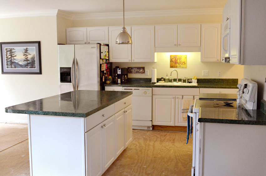 Kitchen Remodel Before 2