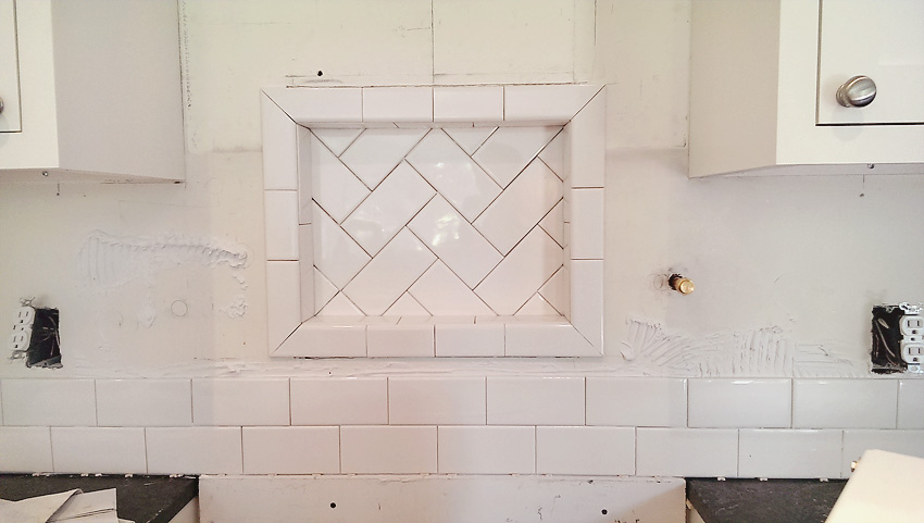 so stay tuned for a final reveal of the new kitchen post remodel and